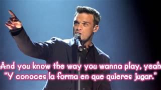 Robbie Williams - She's The One Lyric/Letra Ingles/Español