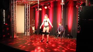 Holly Valentine : APD18 Heats Scotland