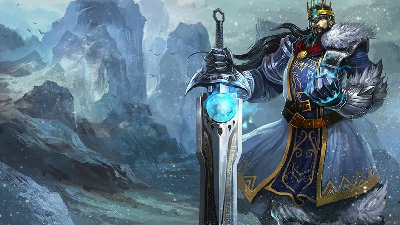 King Tryndamere