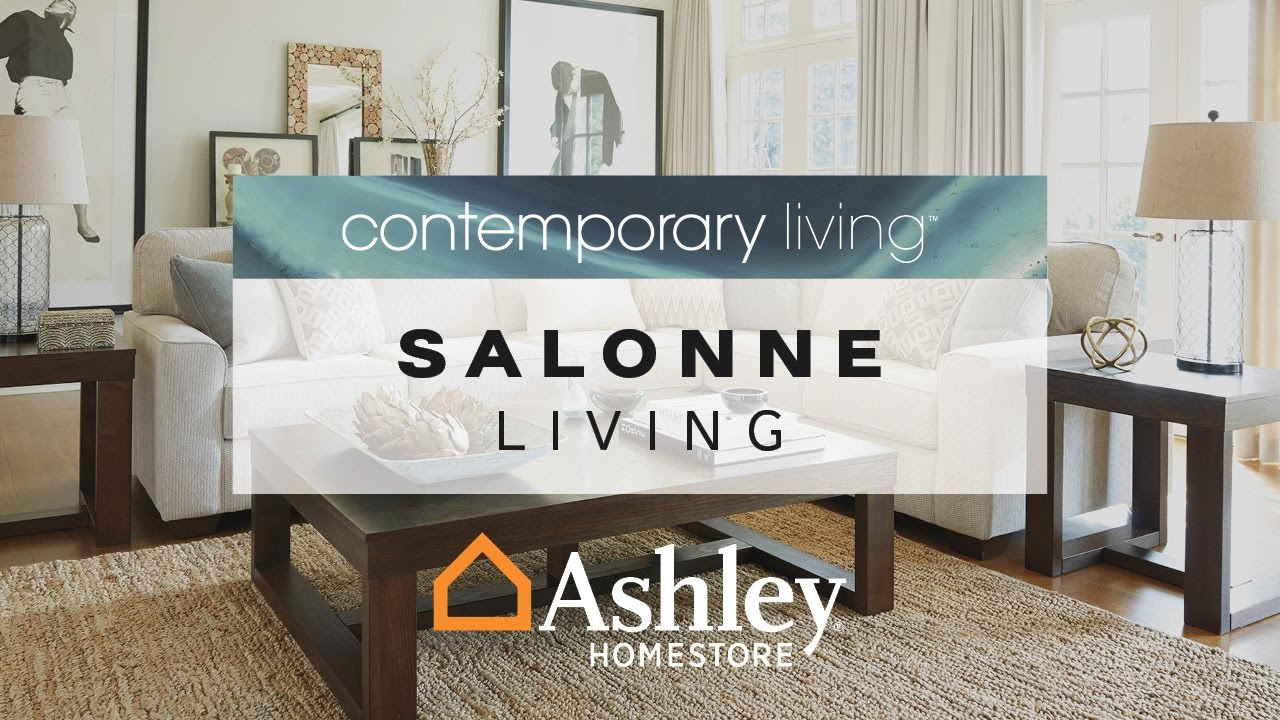 Ashley HomeStore | Salonne Living - YouTube