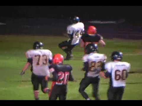 Valley Falls High School 2009 Football Highlights