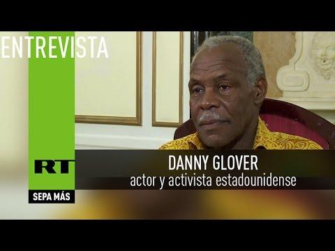 """Danny Glover: """"Trump no provocó la desestabilización en Oriente Medio o en América Latina"""""""