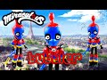 Nino as The BUBBLER - Miraculous Ladybug & Cat Noir Villain Custom Doll MLP Equestria Girls Toy