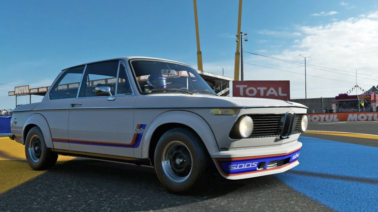 Forza Motorsport 7 - BMW 2002 Turbo 1973 - Test Drive Gameplay (HD ...
