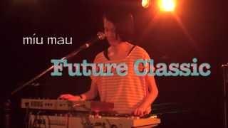 New wave-pop/art-rock trio 『miu mau』 HP http://www.girlfriendreco...
