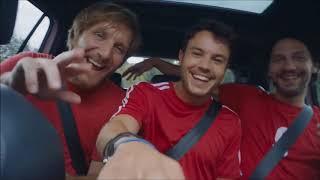 Рекламний ролик Volkswagen Tiguan Allspace 2018