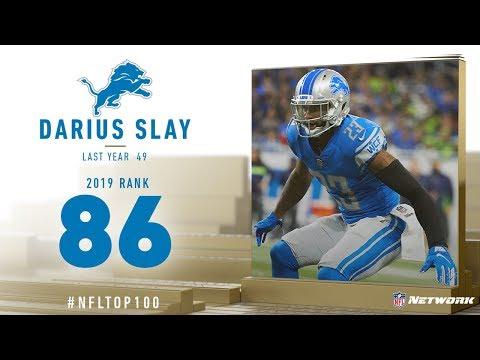 #86: Darius Slay (CB, Lions)   Top 100 Players of 2019   NFL
