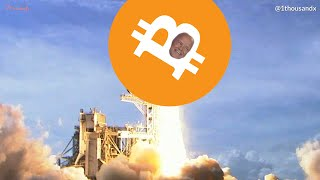 Bitcoin pls go to moon 1hr