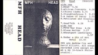 MFH - ...Her Eyes  ( 1982 Experimental / Industrial /Clinicaltronics )