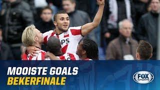 KNVB BEKERFINALE | DE 10 MOOISTE BEKERFINALE GOALS