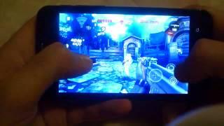Dead Trigger - лучшая игра зомби шутер на Android. Видео обзор. / Арстайл /
