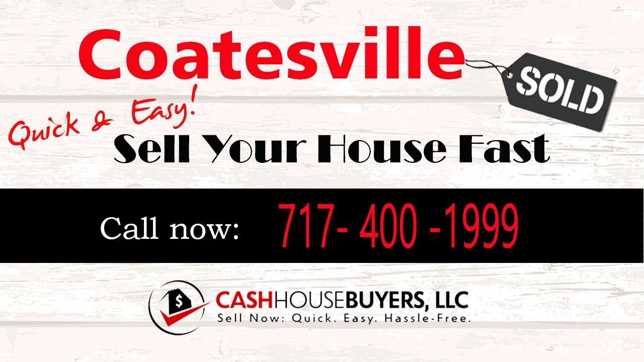 HOW IT WORKS We Buy Houses Coatesville PA   CALL 717 400 1999    Sell Your House Fast Coatesville PA