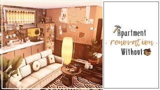 Квартира без ремонта CC    The Sims 4 строительство + ОТВЕТЫ НА ВОПРОСЫ  🛠