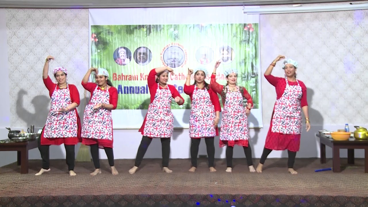 Kitchen dance bkca annual 2018