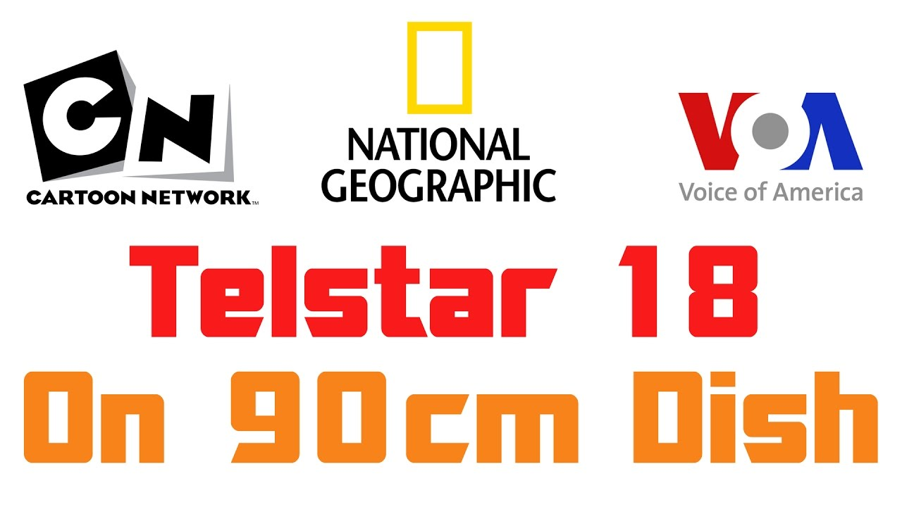 Telstar 18 @138°E | Dish Setup | Channel List | Free Channels | Powervu  Channels