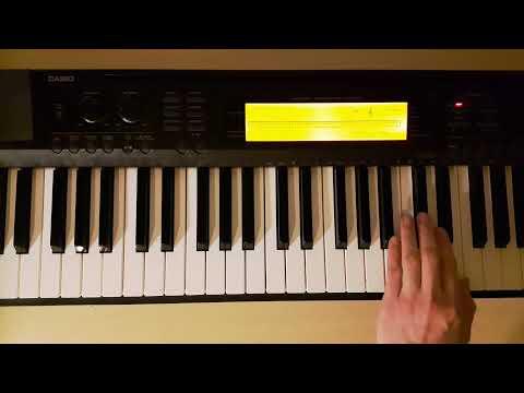 Bmmaj7 Piano Chord Chordsscales