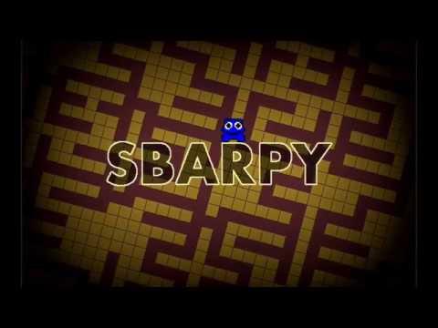 Sbarpy - labyrinth video game - teaser trailer