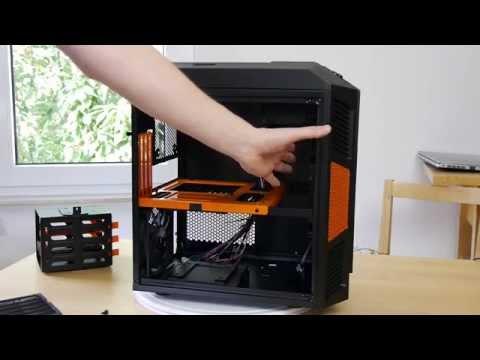 ausgepackt angefasst aerocool xpredator cube und strike x cube youtube aerocool xpredator cube und strike x