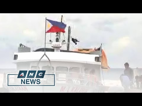 Filipinos in West Philippine Sea celebrate independence day | ANC