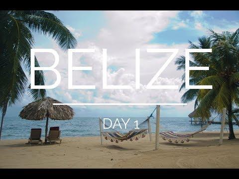 Belize day 1: exploring Hopkins village