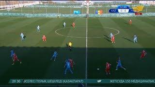 Қазақстан Молдованы 1:0 есебімен жеңді