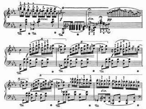 Chopin Grand Polonaise Brillante Op.22 (Arthur Rubinstein)