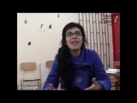 Testimonio Logogenia Andrea Perez Cuello - Fundación Dime Colombia