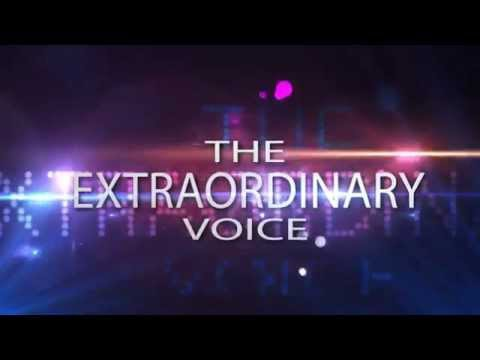Searching For Stars 2015, The EXTRAORDINARY Voice
