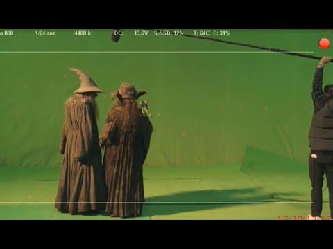 Bloopers from The Hobbit