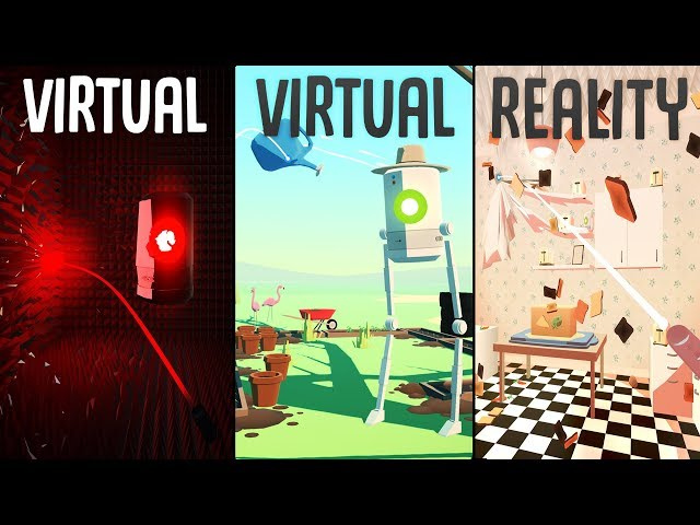 humanity versus virtual reality Altspacevr is the leading social platform for virtual reality meet people from around the world, attend free live events, and play interactive games with friends.