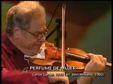 Scent of a woman's Tango by Itzhak Perlman in Chile