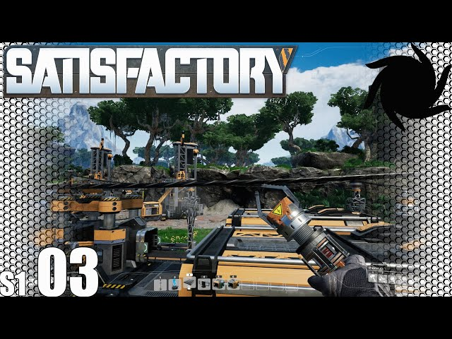 Satisfactory - S01E03 - Power Problems