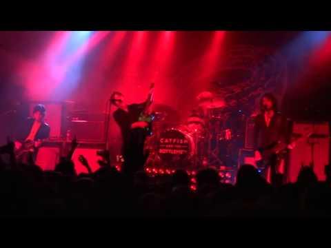 Catfish & The Bottlemen - Postpone - Live at St. Andrew's Hall in Detroit, MI on 10-13-16