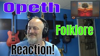 Opeth - Folklore   (Reaction)