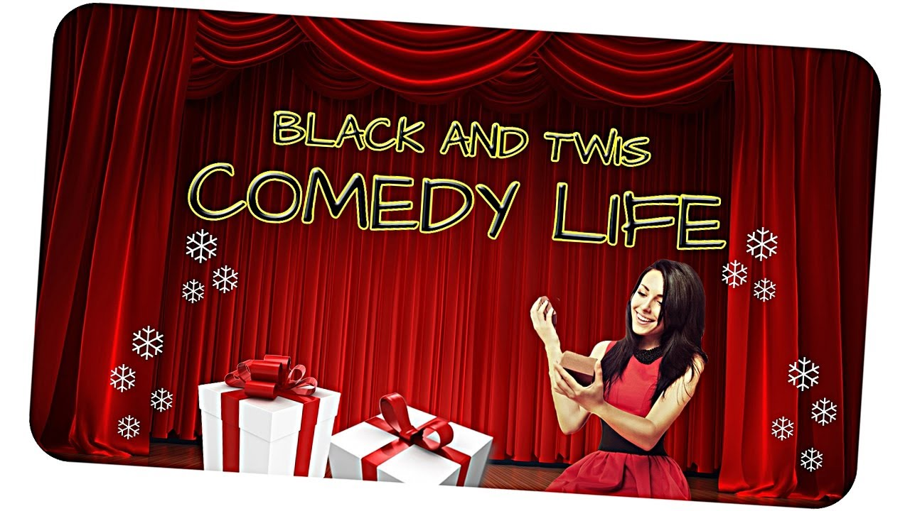 bestes weihnachtsgeschenk f r die frau black and twis comedy life 2 hd youtube. Black Bedroom Furniture Sets. Home Design Ideas