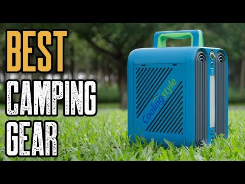 6 Cool New Camping Gear 2019!