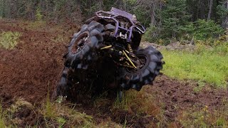 Can-am Renegades ripn on assassinators and nitrous Extreme Atv Offroad style