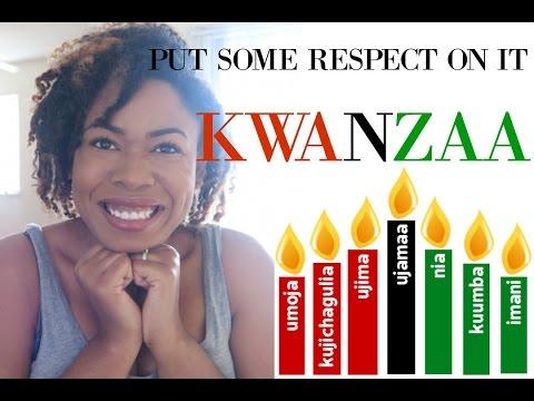 WHY I CELEBRATE KWANZAA! | KWANZAA 2016
