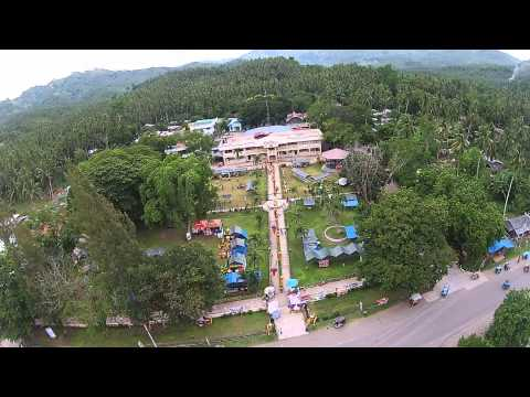 Malapatan.Sarangani Municipal Grounds Aerial View