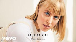 LEA - Halb so viel (Piano Sessions - Official Audio)