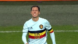 Eden Hazard vs Netherlands (Friendly) 16-17 HD 1080i