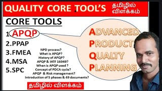 Baixar #APQP Advanced Product Quality Planning in tamil | LEARN WITH ME TAMIL