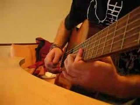 Пиратов Карибского моря под гитару