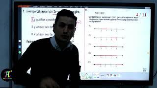 TYT Matematik Denemesi Soru Çözümü | Ali Ahsen AKTİ