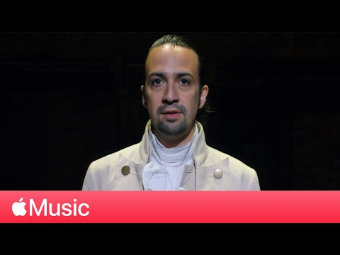 Lin-Manuel Miranda connects with Zane Lowe to discuss the original Broadway production of 'Hamilton.' He talks about hip-hop...