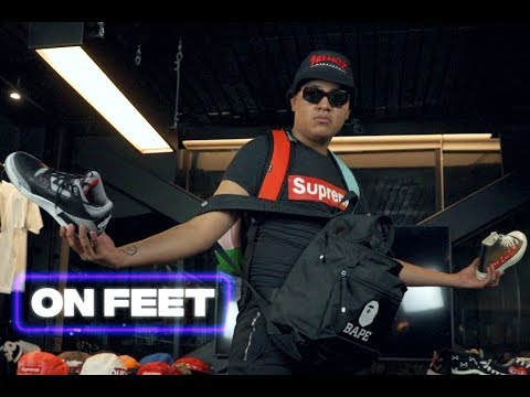 ON FEET – EP 3 – EL CHAVALEAN