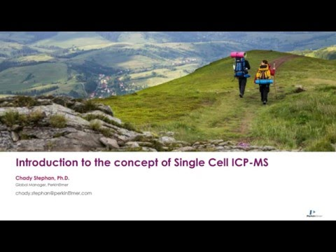 Quantification of Metal Content in Individual Cells using Single Cell Analysis by ICPMS  March 22 16