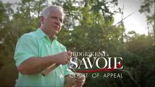 Judge Kent Savoie for Louisiana Court of Appeal