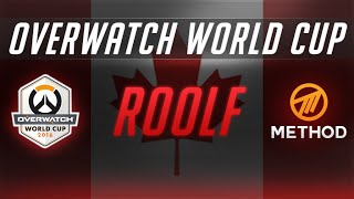 Overwatch World Cup - Roolf - Team Canada Nomination
