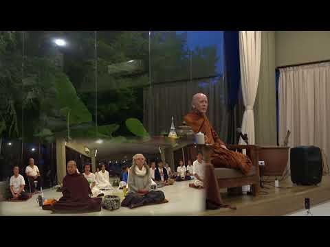 """""""We are living in our own world of symbols"""" A talk by Ajahn Martin (2/11/17)"""